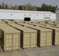 Specialized storage containers